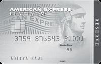 American Express® Platinum Reserve Credit Card