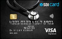 Doctor's SBI Credit Card