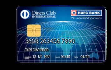 HDFC Diners Club Rewardz Credit Card Details and Benefits