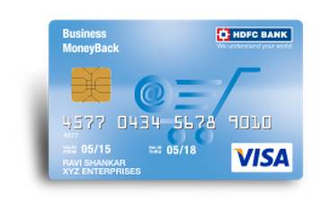 HDFC MoneyBack Credit Card Details and Benefits