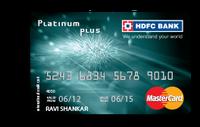 HDFC Platinum Plus Credit Card