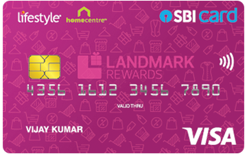 Lifestyle HC SBI Card Details and Benefits