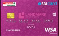 Spar SBI Card